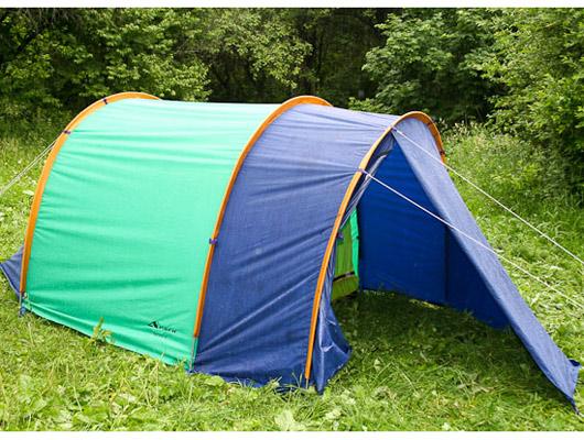 Палатка для туризма, охоты, рыбалки Лагуна-2