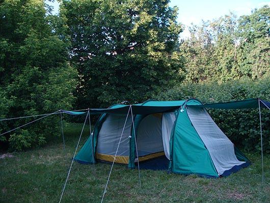 Кемпинговая палатка Прерия-3