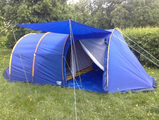 Кемпинговая палатка Саванна-3