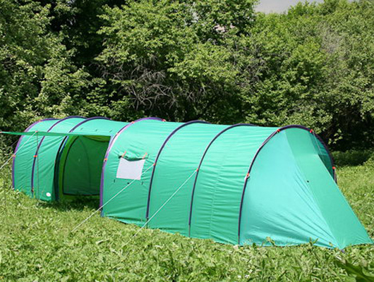 Кемпинговая палатка Саванна-тандем 5+5