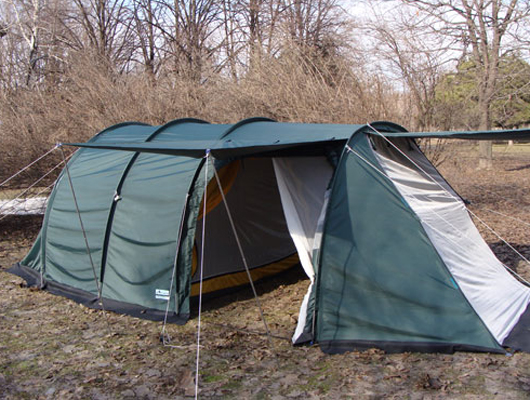 Кемпинговая палатка Саванна-5