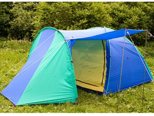Кемпинговая палатка Тропик-3