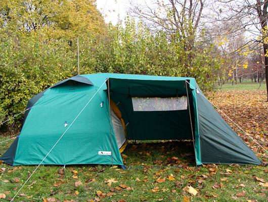 Кемпинговая палатка Тропик-автомат-3