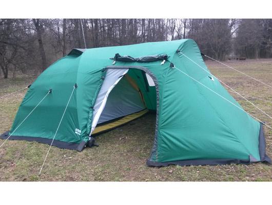 Кемпинговая палатка Тропик-автомат-5